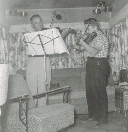 Two Violins
